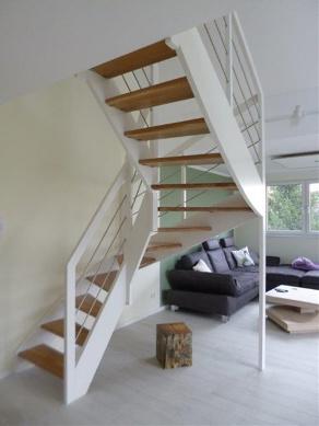 Treppe Holz Weiß holzwangentreppen - moderne oder klassische holztreppen aus amberg